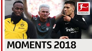 Top Bundesliga Moments 2018