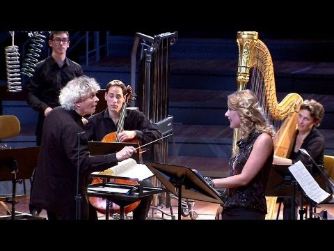 Luciano Berio (arr.): Loosin Yelav / Kožená · Rattle · Berliner Philharmoniker