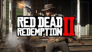 Co za cyrk (28) Red Dead Redemption 2
