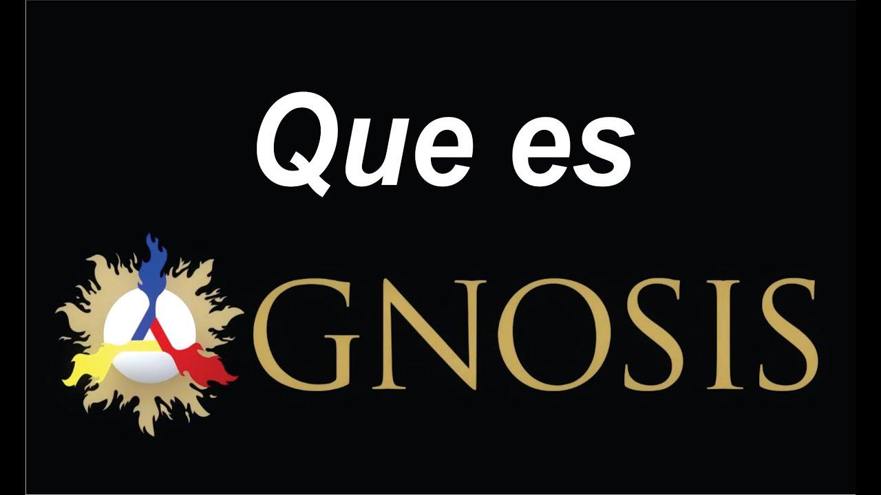 Resultado de imagen de GNOSIS