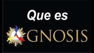 CURSO DE GNOSIS - VIDEO DE INTRODUCCION / gnosis videos canal