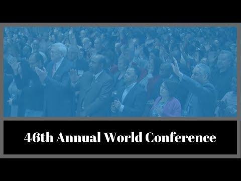 Paula White-Cain at World Conference 2017