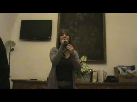 6 FEBBRAIO 2010 video 4 - Licei in musica alla casa di riposo Romanelli