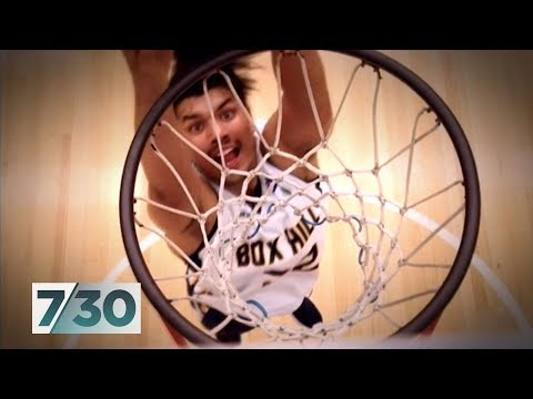Inside the suburban Melbourne basketball factory that produced Ben Simmons | 7.30