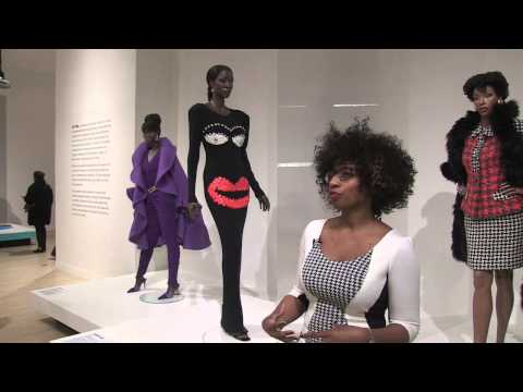"""Inspiring Beauty: 50 Years of Ebony Fashion Fair"" at the Milwaukee Art Museum"