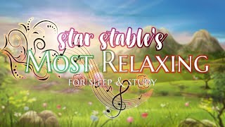 2 HOURS of Star Stable's MOST RELAXING music for Study & Sleep (Paired with enhanced SSO cinematics)