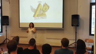 BITCOIN MEETUP | Being Digital Crypto Nomad (29. 9. 2017)