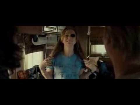 A blasphemous scene from movie Paul 2011 - Evolution baby