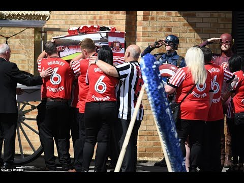 Bradley Lowery funeral at St Joseph's Church in Blackhall (video)