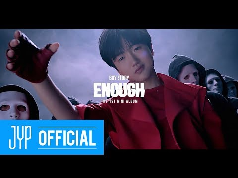"BOY STORY ""Enough"" Teaser 1 – HANYU"