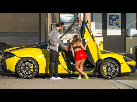 GOLD DIGGER PRANK PART