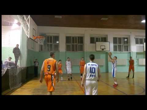 Dusan Bojan Tintor highlights (4 games) 22,5 Points per game
