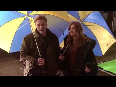Katherine McNamara and Dominic Sherwood (Katnic)