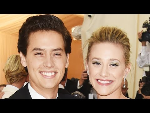 Lili Reinhart Professes LOVE for Cole Sprouse on His Birthday