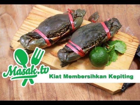 Membersihkan kepiting | Kiat #049