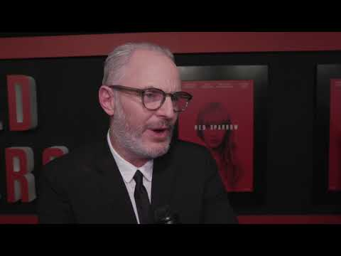 Red Sparrow: Director Francis Lawrence Red Carpet Premiere Interview