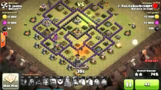 War Recap | Batavia in Clan VS Bwiset!!! | Clash of Clans