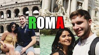 NOSSA PRIMEIRA VEZ NA ITALIA - ROMA E VATICANO