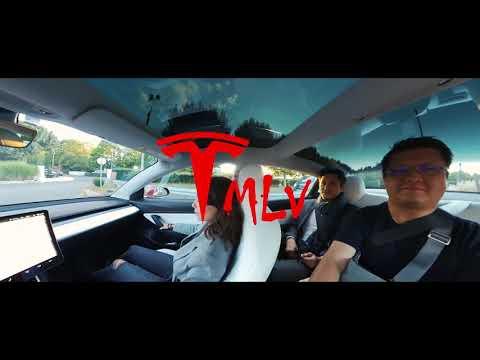 Rassemblement club Tesla MLV à Collégien par Éléctron libre