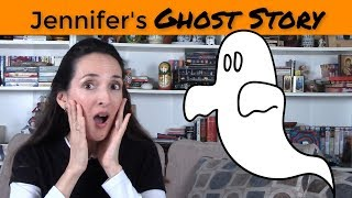 Telling a Story in English: Jennifer's Halloween Story 👻 Listening & Speaking Practice