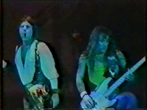 Iron Maiden-7.Rime Of The Ancient Mariner -Part 1/2(Bercy,France 1986)
