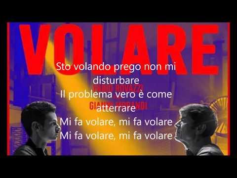 Fabio Rovazzi-(Ft.Gianni Morandi)-Volare-Testo