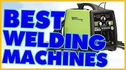 10 Best Welding Machine Reviews 2017