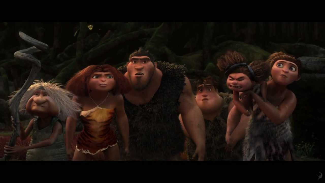 Download Official Trailer: The croods 3D [HD 1080p]