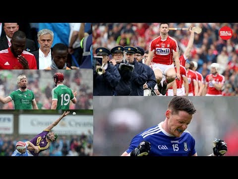WATCH  Mondays OTB AM  Hurling on fire, how far are Munster off Leinster, Josés next move?