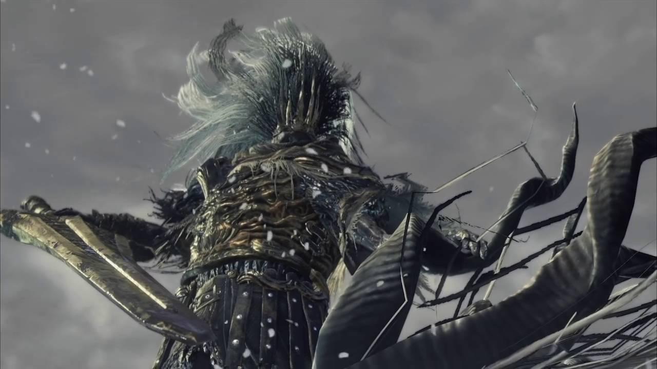 【黑暗之魂3】黑桐谷歌視頻攻略 完 無名王者 洛里安王子 薪王們的化身 - YouTube