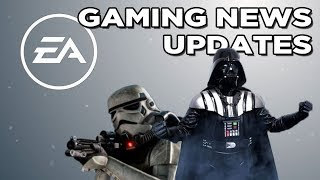 Ea Cancels Star Wars Open World Game   Hey Jay's Weekly Bits (best Gaming News Show)