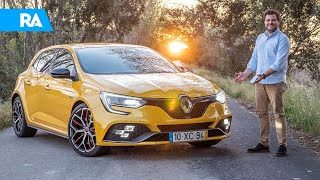 Renault Mégane R.S. Trophy. Melhor do que o Honda Civic Type-R?