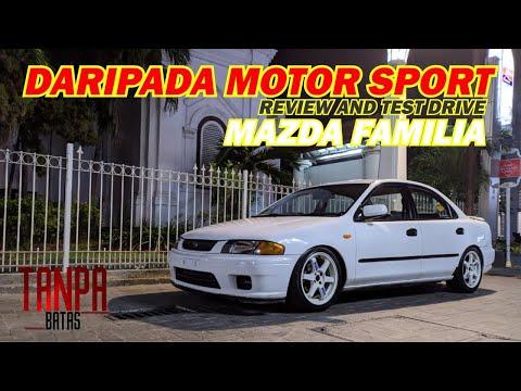 Full Review Mazda 323 Familia !! Mobil Murah yang Sporti Dan Elegan