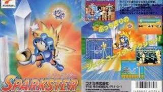 Sparkster Megadrive/genesis version 1-3 level MUSIC REQUEST