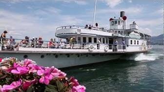 Zürichsee Schifffahrtsgesellschaft - ZSG