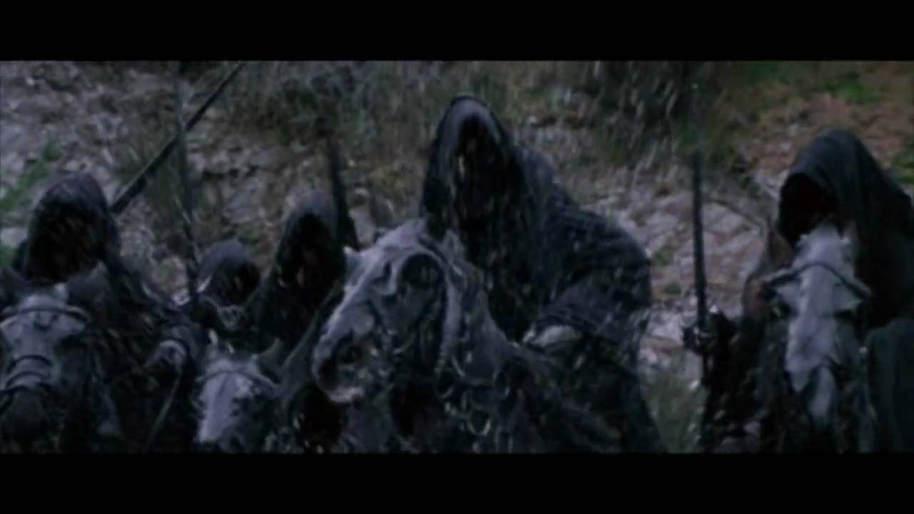 The Horseman In Lord Of The Rings