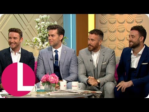 The Overtones Reveal Jay James as Their Newest Member   Lorraine
