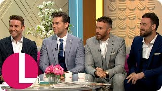 The Overtones Reveal Jay James as Their Newest Member | Lorraine