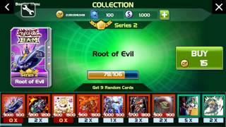 Yu Gi Oh Bam Pocket Dp Unlimited 2 ( Root )
