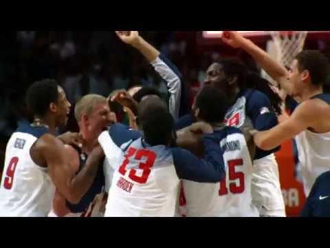 USA Basketball Men
