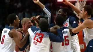 USA Basketball Men's National Team Goes for FIBA World Cup Gold