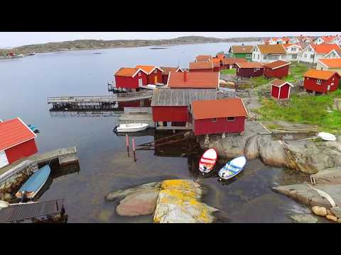 Sailing Sweden's Beautiful West Coast, 2017