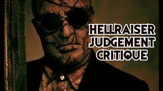 La Critique Glauque #21 : Hellraiser : Judgement (2018) -  Le Retour des Cénobites !
