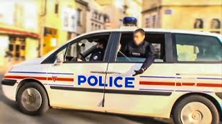 TRANSFERT D'UN CRIMINEL SOUS HAUTE TENSION 👮🏻