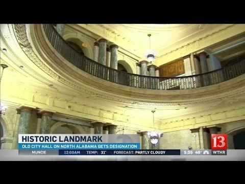 Historic landmarks designation