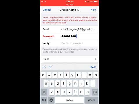 How to crete apple ID in chinese store - Download games from the chinese store