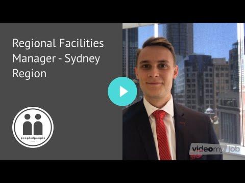 Regional Facilities Manager - Sydney Region