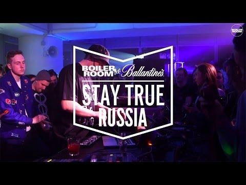 Lapti Boiler Room & Ballantine's Stay True Russia Live Set