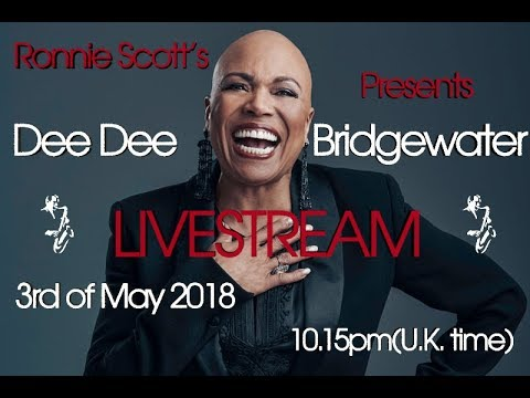 Ronnie Scott's Presents:Dee Dee Bridgewater & The Memphis Soulphony Livestream
