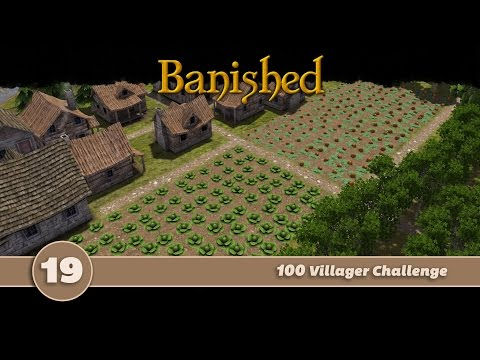 Banished - 019 : Moon Bear Let's Play